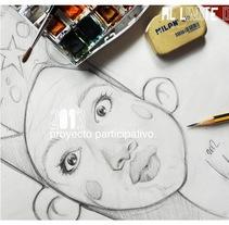 Proyecto participativo. 2013. A Fine Art project by Al límite del lienzo         - 31.10.2013