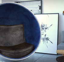 Loft. A Design, Installations, Photograph, and 3D project by Issa Lima          - 08.08.2012