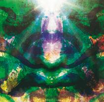CUZO & DAMO SUZUKI - LP | puedo ver tu mente. A Design, Illustration, Advertising, and Photograph project by alejandro escrich - 10-08-2012