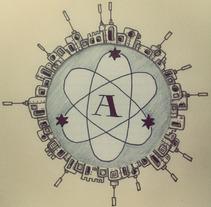 AstroLabs. Um projeto de Ilustração de Pelayo Ayuso         - 13.08.2012