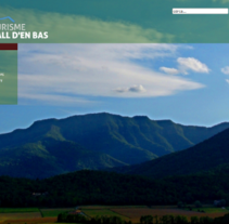 VALL D'EN BAS. A Advertising, Installations, Software Development&IT project by Francesc Pujol Bosch         - 13.08.2012
