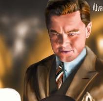 The Great Gatsby. Um projeto de Design e Ilustração de Álvaro Moldes         - 14.08.2012