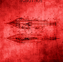 Nautilus. A Illustration project by Jose Luis Torres Arevalo         - 15.08.2012