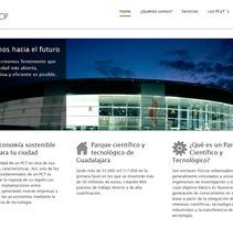 Gesparques. Um projeto de Publicidade, Instalações e UI / UX de Beltrán Parra         - 17.08.2012