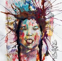 NAWJA. A Illustration&Installations project by Lara Gombau  - 18-08-2012