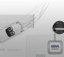 "BBVA ""Créditos Autodiseñados"" (banner desplegable interactivo).. A Design, Advertising, and UI / UX project by Jorge García Martinez         - 26.08.2012"