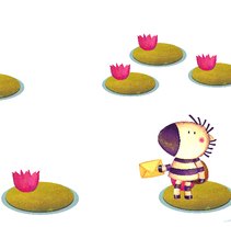 Interactive - 'Zebra's big surprise'. Un proyecto de Motion Graphics de Laia Capdevila - 29-08-2012