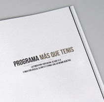 Memoria Anual Special Olympics. A Design, Illustration, and Advertising project by Luis Martínez Cequiel         - 03.09.2012