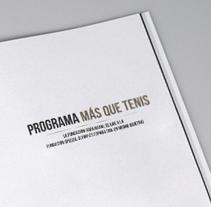 Memoria Anual Special Olympics. Um projeto de Design, Ilustração e Publicidade de Luis Martínez Cequiel         - 03.09.2012