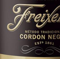Freixenet. Um projeto de Ilustração e Publicidade de Ivan Córdoba Galdo         - 04.09.2012