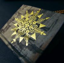 Encuadernación. A Design project by Victoria Haf         - 12.09.2012