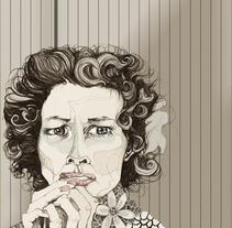 Katharine. Um projeto de Design e Ilustração de Cecilia Sánchez         - 14.09.2012