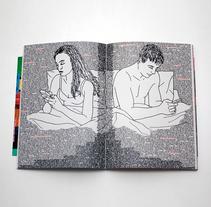 Sobrecargados. Un proyecto de Diseño, Ilustración, Diseño editorial, Diseño gráfico y Tipografía de Hendrik Hohenstein - 31-05-2012