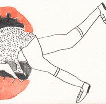 halloween. Un proyecto de Diseño, Ilustración y Publicidad de Laia Jou - 18-11-2012