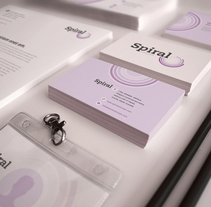 Spiral Startups. A Design, Br, ing&Identit project by Xana Morales         - 22.02.2012