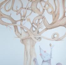Aglà. Un proyecto de Ilustración de Sol Domínguez         - 24.09.2012