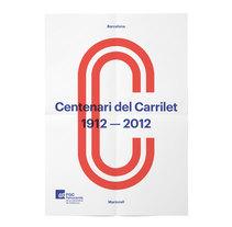 Centenario Carrilet. A Design project by Atipus  - Sep 25 2012 12:00 AM