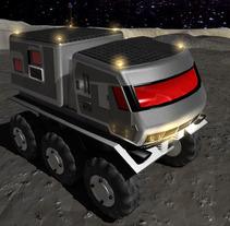 Espacio. Um projeto de Design, Motion Graphics, Instalações, Cinema, Vídeo e TV e 3D de Lorenzo Berjano - 25-09-2012