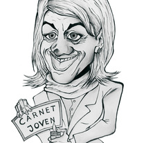 Caricaturas políticos CLM. A Illustration project by Samuel Ruiz Redondo - 28-09-2012