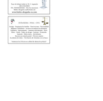 Tarjeta de presentación cara y dorso . A Design, Illustration, Advertising, Motion Graphics, and Photograph project by Doina Catruna         - 02.10.2012