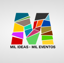 Mil ideas - Mil eventos. A Design, and Advertising project by Pablo Donato Pablos Rivera         - 02.10.2012