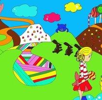 Ilustracion de Libros infantiles. Um projeto de Ilustração de Rosa María Martínez Hurtado         - 03.10.2012