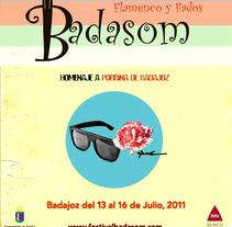 Badasom 2011. Un proyecto de Diseño de Manuel Pacheco Cabañas - 04-10-2012
