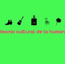 Flamenco Patrimonio Cultural de la Humanidad. A Design&Illustration project by Manuel Pacheco Cabañas - 04-10-2012