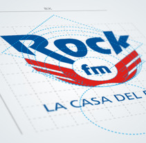 RockFM. A Design, and Advertising project by Rubén Galgo - 06-10-2012