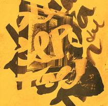 Ilustración. A Design&Illustration project by Daniel Vergara         - 07.10.2012