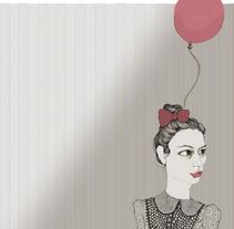 mi NO autorretrato. Um projeto de Design e Ilustração de Cecilia Sánchez         - 11.10.2012