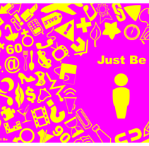 Just Be. A Design, Illustration, and Advertising project by Karen González Vargas - 12-10-2012