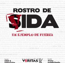 Afiche VIDA. Un proyecto de Diseño de Karen González Vargas         - 13.10.2012