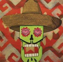 El justiciero. Um projeto de Ilustração e Fotografia de eva_maria_romero - 16-10-2012