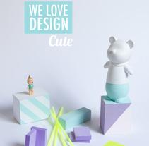 We love design. Un proyecto de Diseño, Ilustración y Fotografía de I'm blue I'm pink         - 21.10.2012