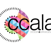 Logo Ccala design & management. A Design, and Advertising project by Adolfo  Ccala Quispe - 07-11-2012