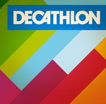 Decathlon. Um projeto de Design de Rubén Martínez Pascual         - 07.11.2012