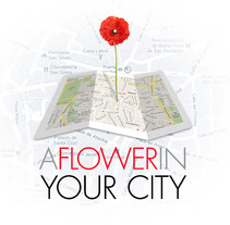 Flower in the city. A Design project by Rubén Martínez Pascual - Nov 07 2012 08:46 PM