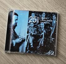 Cd conmemoración 25 anys E. Molero. Um projeto de Design e Fotografia de Tomás Castro         - 20.11.2012