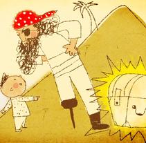 Tulaediciones promo video.. Um projeto de Ilustração e Motion Graphics de Nonoray - 08-01-2013