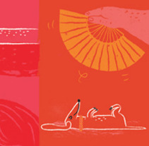 Yorokobu | Calendario 2013. Un proyecto de Ilustración de Marisa Morea         - 09.01.2013