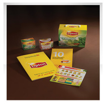 Presentación Lipton. A Advertising project by Agustin Ibarra - 18-01-2013