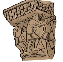 Unitats didàctiques del Monestir de Sant Joan de les Abadesses. A Illustration project by Xevi Domínguez Cortès         - 21.01.2013