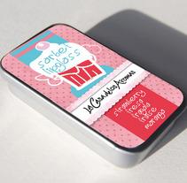 Diseño de etiquetas. A Design project by Margrafic         - 28.01.2013