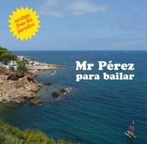 Cover mixtape dj MrPérez. A Design, and Photograph project by Eli Pérez - 03-02-2013