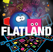 FLATLAND. A Illustration, and UI / UX project by Jose Paredes         - 06.02.2013
