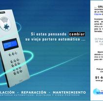 Publicidad Gráfica. A Design, Illustration, and Advertising project by Fátima  Hernández Díaz - 07-02-2013