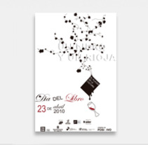 Dia del Libro. A Design, Illustration, and Advertising project by SimonGN90         - 07.02.2013