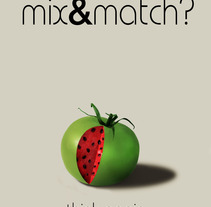 MIX&MATCH. A  project by foteini tikkou - 12-02-2013