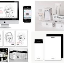 JUST PHARMA. A Design, Illustration, Advertising&Installations project by Ruth Domínguez         - 18.02.2013